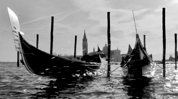 Gondolas by Mrpepperman
