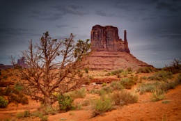 Mother Road XXXVII - Monument Valley