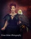 Kat and Alaska by FionaB