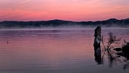 Pre Dawn at Mono Lake