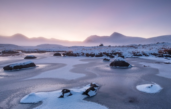 Lochan Na Stainge by PaulHolloway