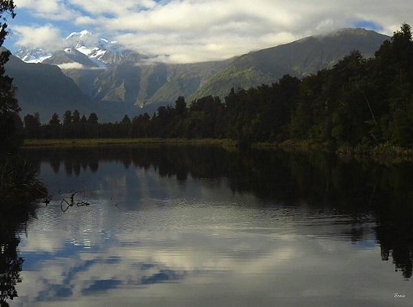 Lake Matheson 5 by DevilsAdvocate