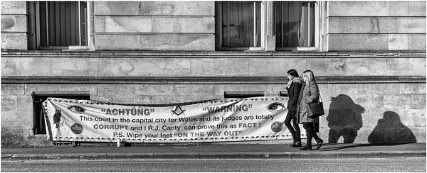 "\""Warning.\"" by franken"