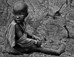 Masai Child, Kenya