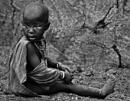 Masai Child, Kenya by lonely_oryx