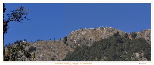 All Round view of KARTIKEO SWAMY by prabhusinha