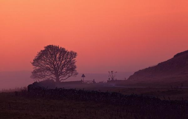 Dawn at Malham by john thompson