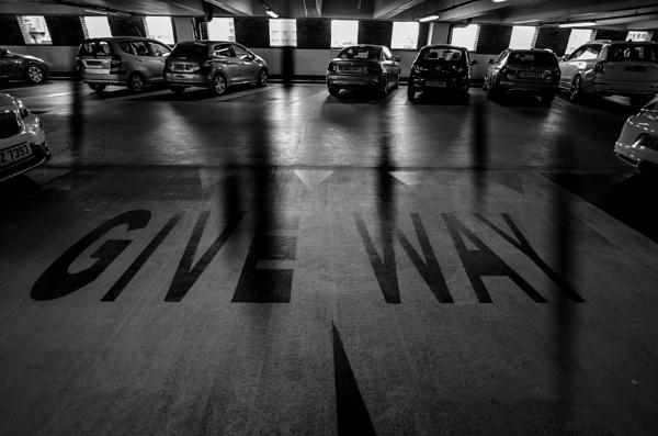 Car Park Ghosts by Craigie10