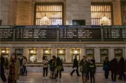 Harlem or Hudson Line.....