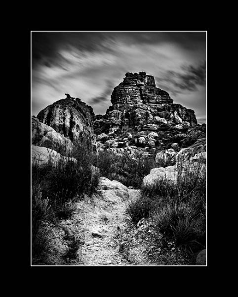 Cederberg Rocks by PaulSwinney