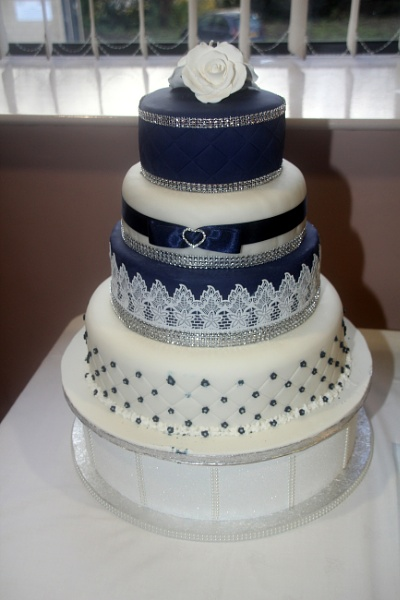 Wedding Cake by YoungGrandad