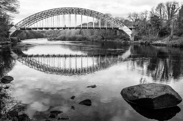 Hagg Bank Bridge by icphoto