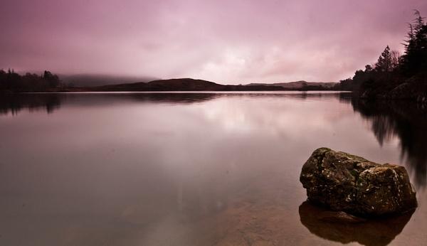 Llyn Bodgynydd by char3105