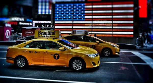 Flag Down A Cab