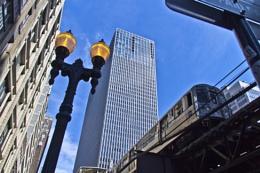 Chicago lamp
