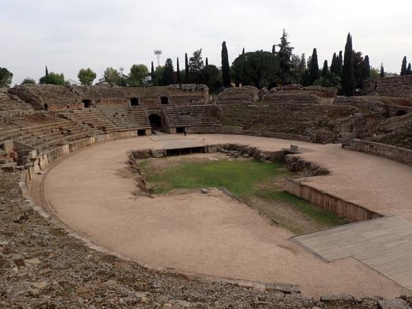 Gladiators Arena by voyger1010