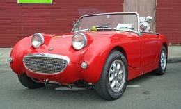 Austin Healy Sprite Mk 1