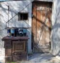 the back door by emit1