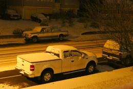 6AM  Snow  is  Sticking