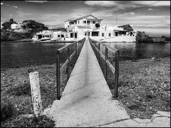 Causeway to an Island by bwlchmawr