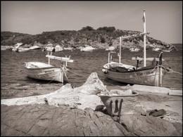 Harbour in Menorca