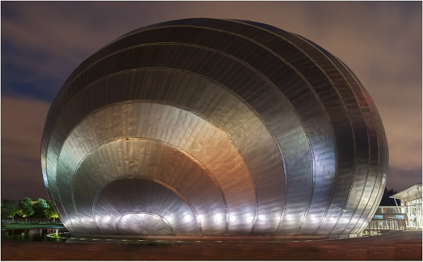 Glasgow IMAX by Tobytoes