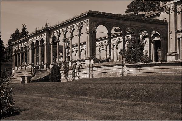 Witley Court Orangery