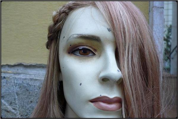 the pale girl by FabioKeiner
