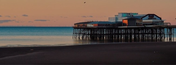 North Pier,Blackpool,UK. by victorburnside