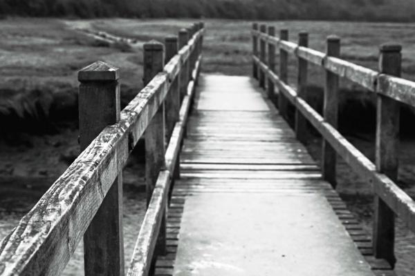 Little bridge by Madoldie