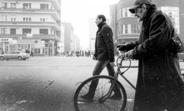 Urban Scene XLIII by MileJanjic