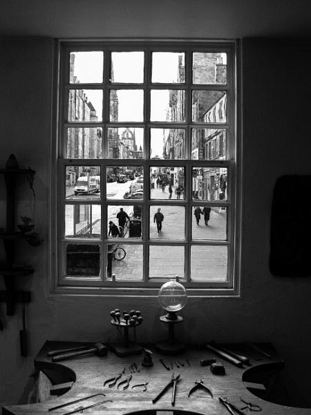 John Knox\'s View by NevJB