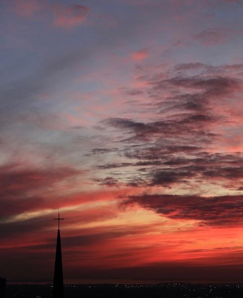 Light beyond the cross by waltknox