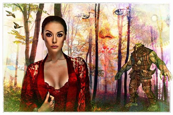 In the woods by fellingmal