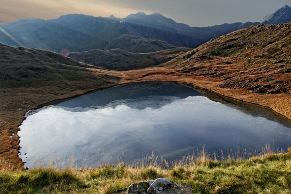 Sunlit Wales by Webbs