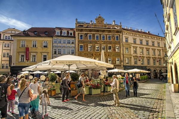 Malé náměstí by Owdman