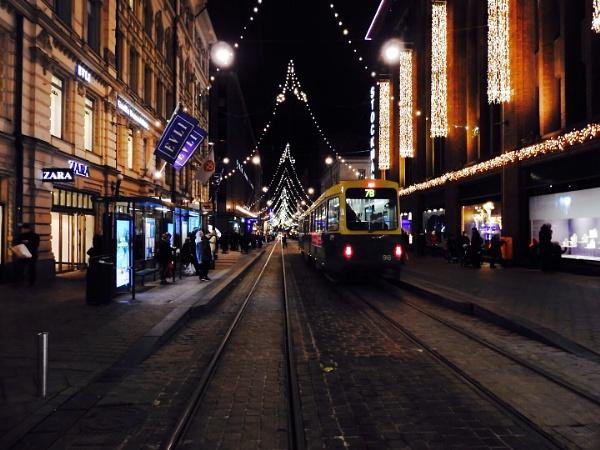 Helsinki life by Alex4xd