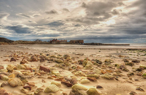 Beadnell Bay by jimgordon666