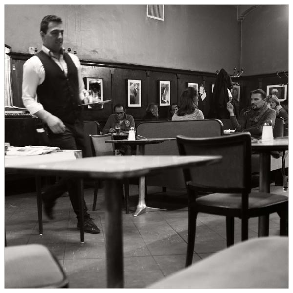 The waiter (Part III)