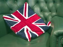 Cushion the Flag