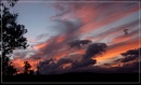sunset by CarolG