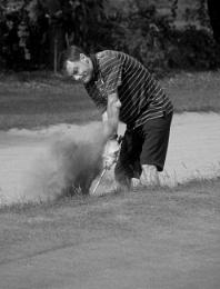 Golf ...A good walk spoilt with a stick