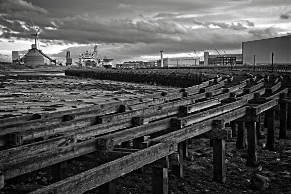 battleship wharf by ossca