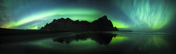 Shimmering lights by JenRogers