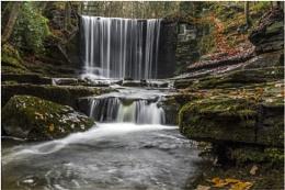 Plas Power Waterfall