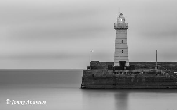 Donaghadee Lighthouse by JonnyNI