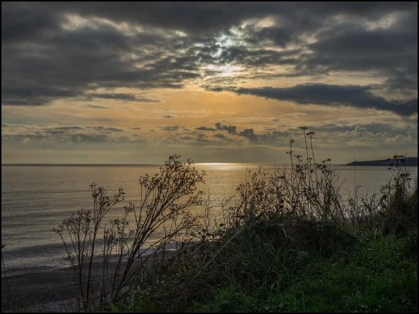Lyme Bay by bwlchmawr