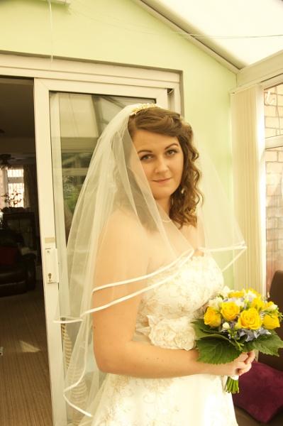 Beautiful Bride by caj26