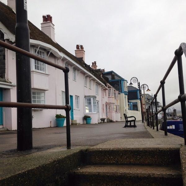Lyme Regis by caj26
