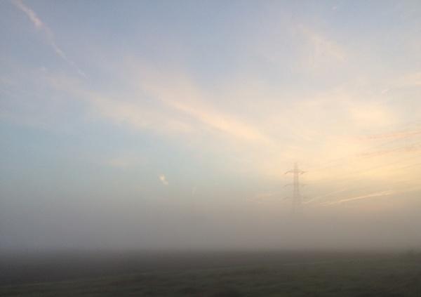 Fog Watercolour by freewilluk